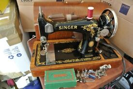 Beautiful singer 128K electric sewing machine