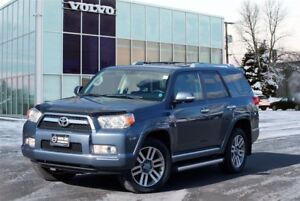 2013 Toyota 4Runner SR5 V6 LIMITED | REDUCED | HEATED LEATHER...