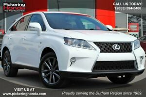 2015 Lexus RX 350 F Sport LEATHER | NAVI | REMOTE STARTER