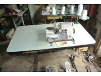 Brother industrial overlocker 3/5 Thread sewing machine