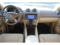 LHD LEFT HAND DRIVE MERCEDES BENZ ML 350 4MATIC 2006 4x4 AUTOMATIC LEATHER ,PDC FULLY LOADED