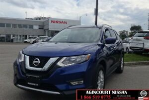 2017 Nissan Rogue SV |AWD|Tech Package|No Accidents|