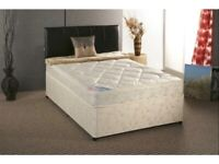 Thursday 22nd April Free Delivery! Brand New Looking! Double (Single, King Size) Bed + Mattress