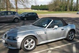 BMW Z3 2001 2.2i roadster