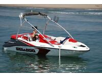 seadoo speedster 215hp supercharged simply stunning jetski