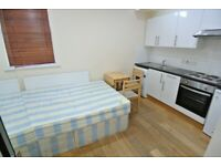 *INC ALL BILLS & WIFI* Lovely studio flat to rent just a stones throw from Willesden Green Station