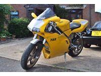Ducati 748 Full Service history £2800ono!!!