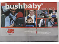 Bush Baby Cocoon Baby Carrier