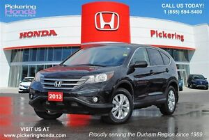 2013 Honda CR-V EX | SUNROOF | BLUETOOTH | REAR CAMERA