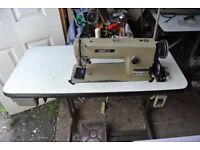 BROTHER Industrial Heavy Duty sewing machine Model mark 3