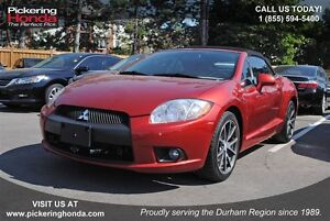 2011 Mitsubishi ECLIPSE SPYDER GS | HEATED SEATS | TINT | POWER