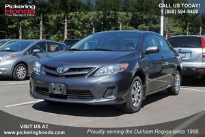 2013 Toyota Corolla CE | ALL SEASON MATS | HEATED SEATS