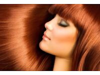 ladies hairdresser required for relaunch/refit of high street salon. chair rental or profit share