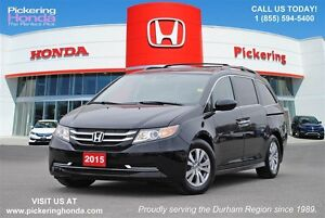 2015 Honda Odyssey EX-L w/RES | LEATHER | DVD | ROOF RACK