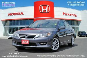 2014 Honda Accord Touring | LEATHER | NAVIGATION | SUNROOF