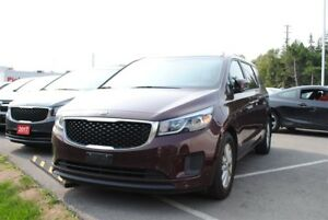 2017 Kia Sedona LX HEATED SEATS | BLUETOOTH | BLUETOOTH