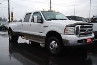 2006 Ford F-350 King Ranch 4x4 CREW DIESEL DUALLY