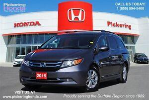 2015 Honda Odyssey EX | HEATED SEATS | BLUETOOTH | REAR & SIDE C
