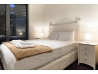 SHORT STAY - MODERN ONE AND TWO BEDROOM APARTMENTS IN SHOREDITCH INCLUDES ALL BILLS + INTERNET!!