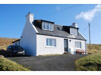 Holiday Cottage, Gairloch, Wester Ross, Highlands