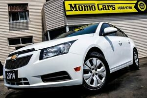 2014 Chevrolet Cruze 1LT/LT Remote Start+Bluetooth! ONLY $106/bi