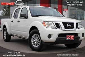2017 Nissan Frontier SV 4X4, Bluetooth, Backup camera