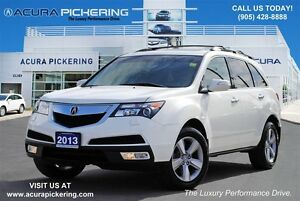 2013 Acura MDX Tech Pkg|Navi|Leather|Sunroof