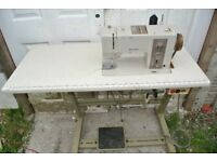 Bernina Industrial Zig Zag Freehand Embroidery Sewing Machine Model 950