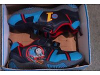 Thomas & Friends Trainers Size 10 - very little indoor use - like new