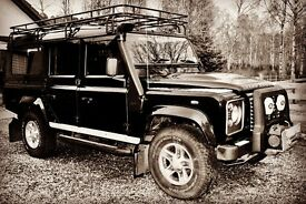 Land Rover Defender 110 XS SW LWB 2008