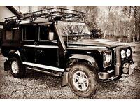 Land Rover Defender 110 XS SW LWB 2008