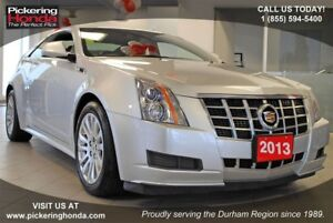 2013 Cadillac CTS Base LEATHER HEATED SEATS BLUETOOTH
