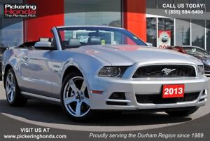 2013 Ford Mustang GT CONVERTIBLE LEATHER BLUETOOTH