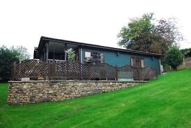 Luxury Holiday Lodge in Kirkby Lonsdale on 5* Woodclose Park