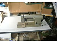 Brother TWIN NEEDLE FEED INDUSTRIAL Sewing machine Model LT2-B832-3 Ideal machine for Leather