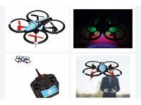 2 Arcade orbit drones