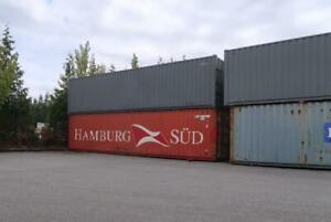 40 Ft High-Cube Container Good Order
