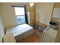 *RENT INC ELEC & WATER BILLS* Compact studio flat to rent near Dollis Hill Station