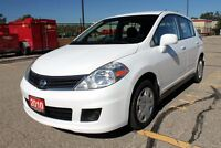 2010 Nissan Versa 1.8 S / ONLY 59K / Accident-FREE