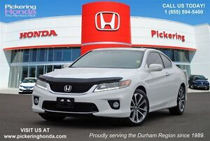 2013 Honda Accord EX-L | LEATHER | NAVI | V6