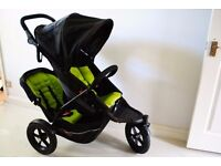 PHIL & TEDS EXPLORER pushchair with accessories