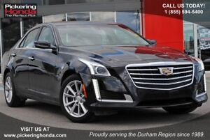 2017 Cadillac CTS 2.0L Turbo LEATHER REAR CAMERA REMOTE STARTER