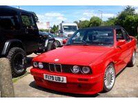 BMW E30 Baur / rare
