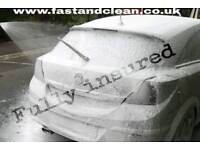 Fast and Clean-Mobile Valeting Service in Somerset
