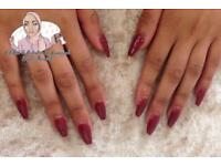 Nail extensions Walsall