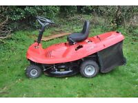 Mountfield 725M Ride On Mower sit on lawn garden compact tractor