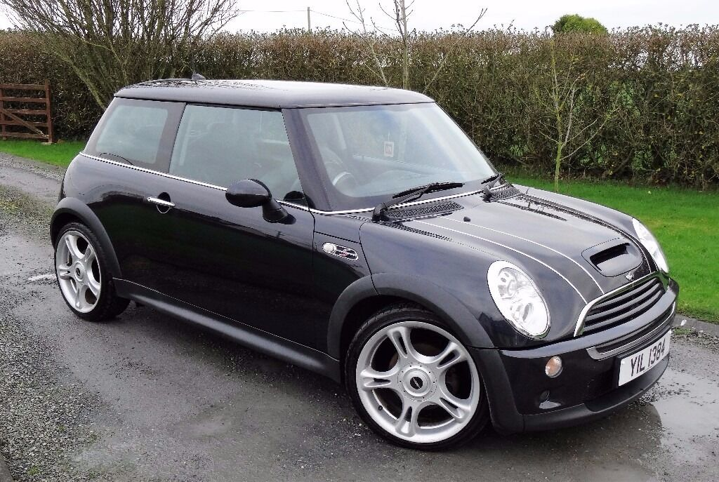 2007 mini cooper s in newtownards county down gumtree. Black Bedroom Furniture Sets. Home Design Ideas