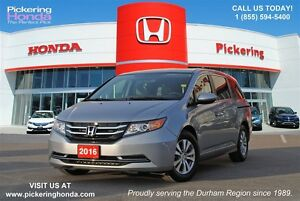2016 Honda Odyssey EX | BLUTOOTH | HEATED SEATS | REAR & SIDE CA