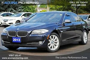 2013 BMW 5 Series 528i xDrive Leather Sunroof Htd Front Seats