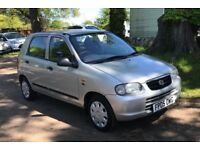 Suzuki Alto for sale, only £30 road tax for year, MOT, service history, low mileage,drives perfect.